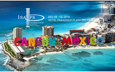 Dr O'Daniel Lectures and Trains Fellow Surgeons @ International Society of Aesthetic Plastic Surgeons – Cancún 2016