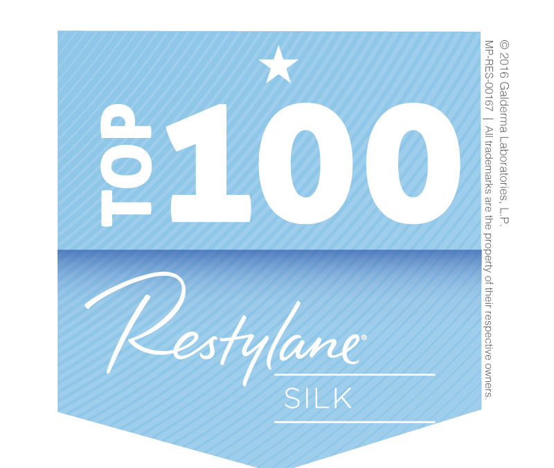 Dr. O'Daniel A top 100 restylane provider worldwide